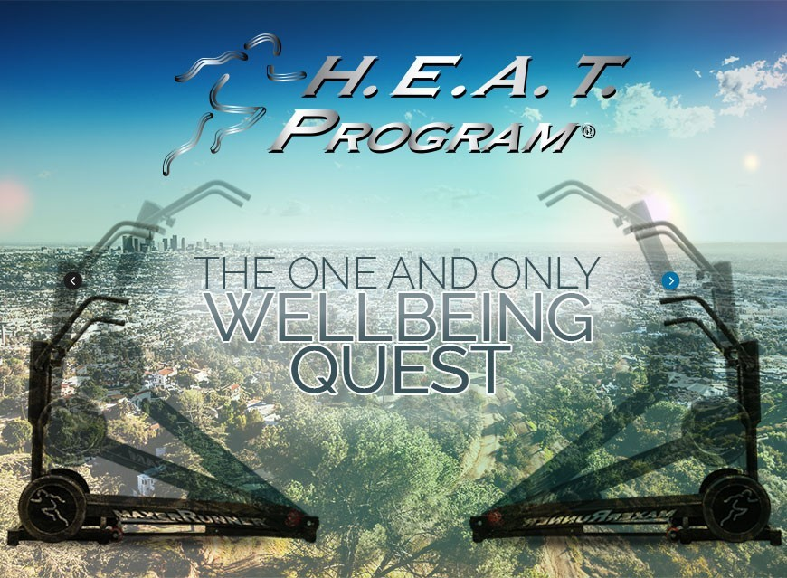 The one and only wellbeing quest